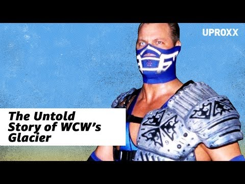 The Untold Story of WCW's Glacier