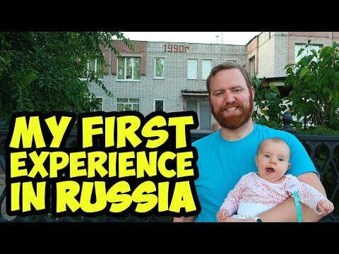 HOW I FIRST CAME TO RUSSIA. REVISITING MY FIRST RUSSIAN CITY.
