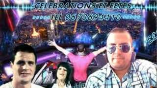 Salim et Abla staifi chaoui 2012 REMIX DJ TOUFIK IBIZA TEL 0678694410 CELEBRATIONS ET FETES
