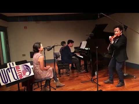 Live from the WRTI 90.1 Performance Studio: Musicians from Astral play Gershwin's Prelude No.1