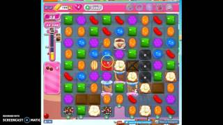 Candy Crush Level 1283 help w/audio tips, hints, tricks