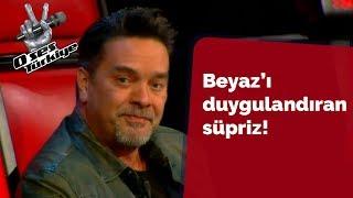 Acun Ilıcalı'dan Beyaz'ı duygulandıran sürpriz! | O Ses Türkiye 2018