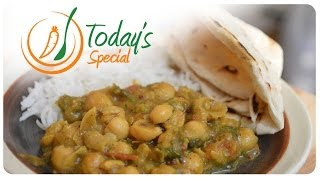 Chana Masala Recipe - How To Make A Delicious And Easy Chana Masala From Scratch.