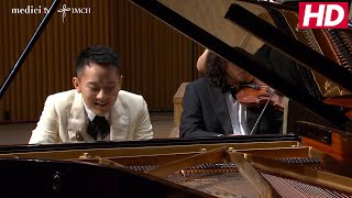 #HarbinComp18 Semi Final - XieMing - Mozart: Piano Concerto No. 23 in A Major