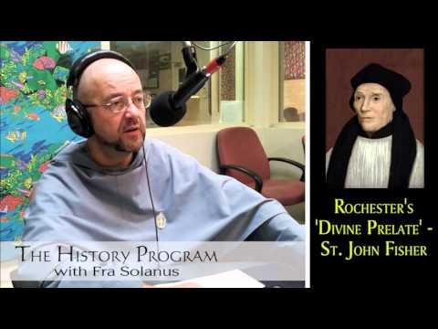 Variety #291 - Fra Solanus Talks About St. John Fisher