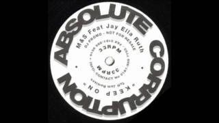 M&S ft. Jay Ella Ruth - Keep On (Tuff Jam UVM Dub)