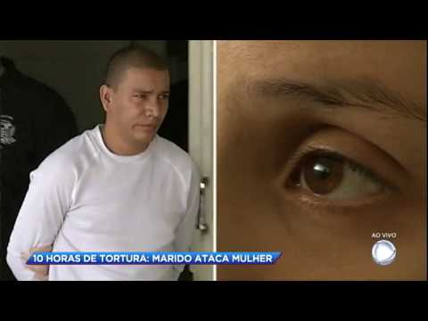 Homem tortura mulher durante dez horas com mangueira de gás de cozinha