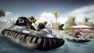 Battlefield 4: Naval Strike - exclusive gameplay footage