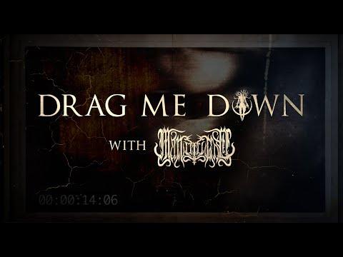 SWARM - Drag Me Down W/ Man Ov God (Official Lyric Video)