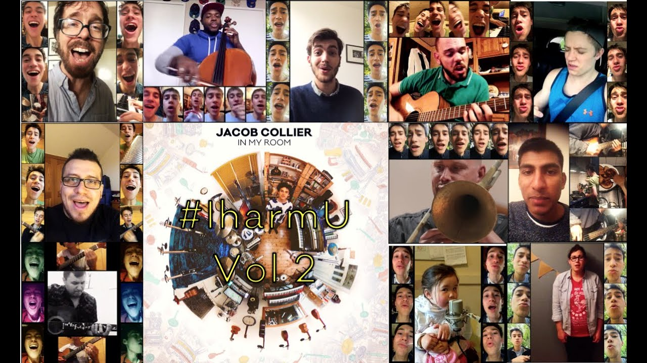 Jacob Collier's #IHarmU Vol. 2