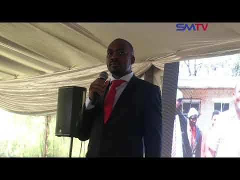 MDC Nelson Chamisa's Sermon At The Late Tsvangirai Memorial