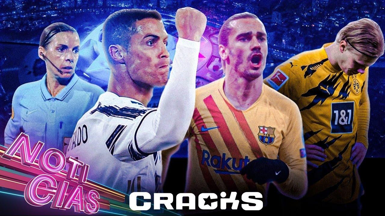 Otro GOLAZO de GRlEZMANN | CR7 llega a 750 goles | HAALAND lesionado! | ¿Pactarán MADRID y Gladbach?