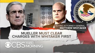 Impact of acting attorney general on Russia investigation