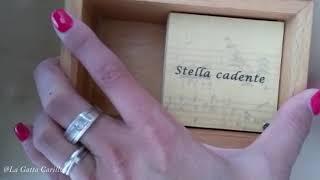 Stella Cadente, Modà - Carillon Portagioie - Portagioie musicale personalizzato con spartito