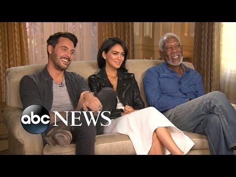 Cast of New 'BenHur' on Reimagining the Classic