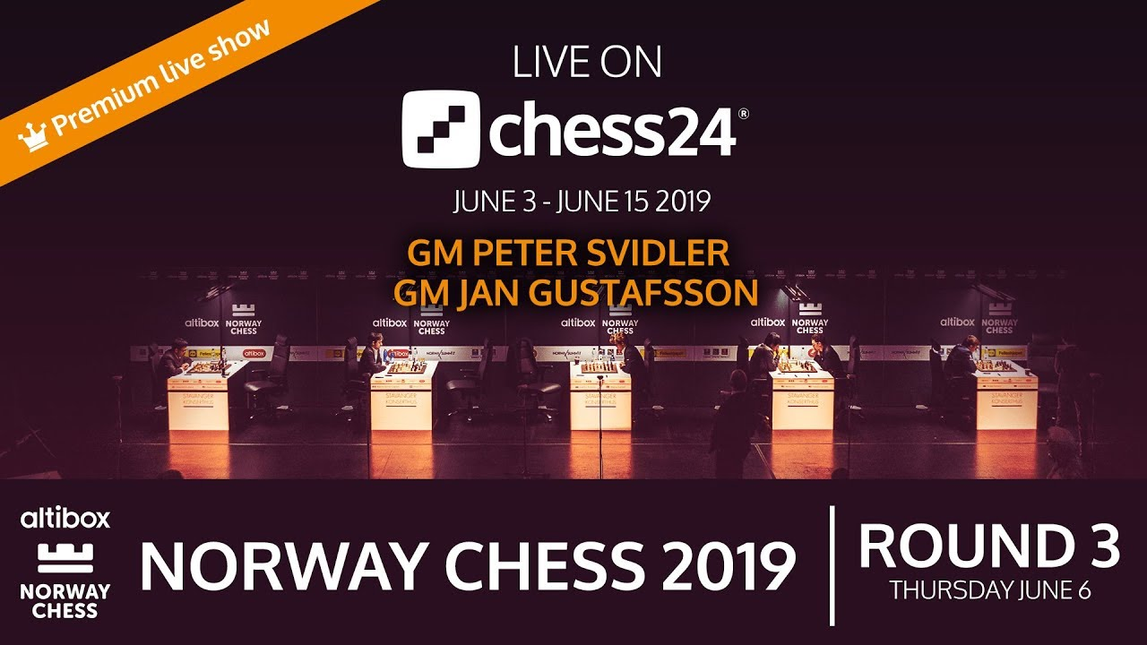 Norway Chess 2021 Live
