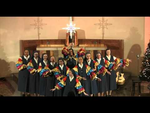 mary's boy child performed by the Daughters of St Paul Choir