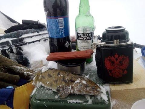 ловля судака с лодки
