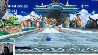 Sonic Generations - Sonic Generations (PC)Djinn8345 plays Sonic pt 2 - User video