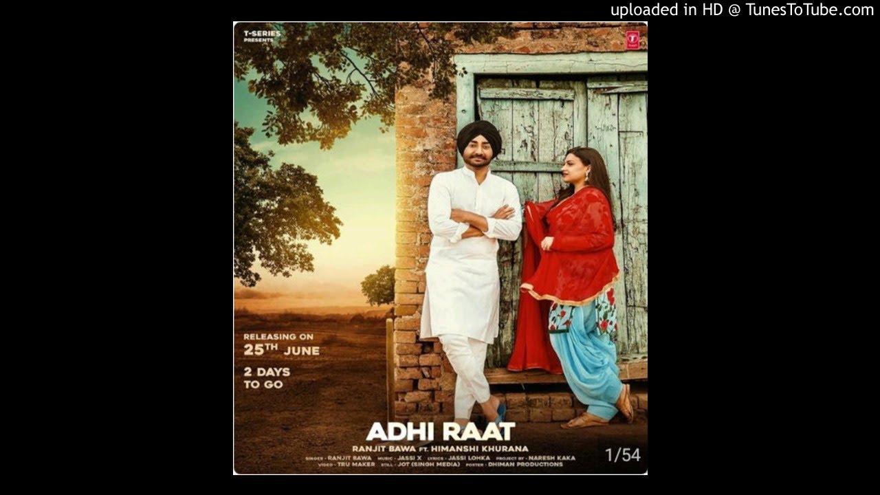 Adhi Raat Ranjit Bawa Djpunjab Com Youtube