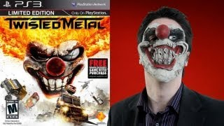 Twisted Metal game review