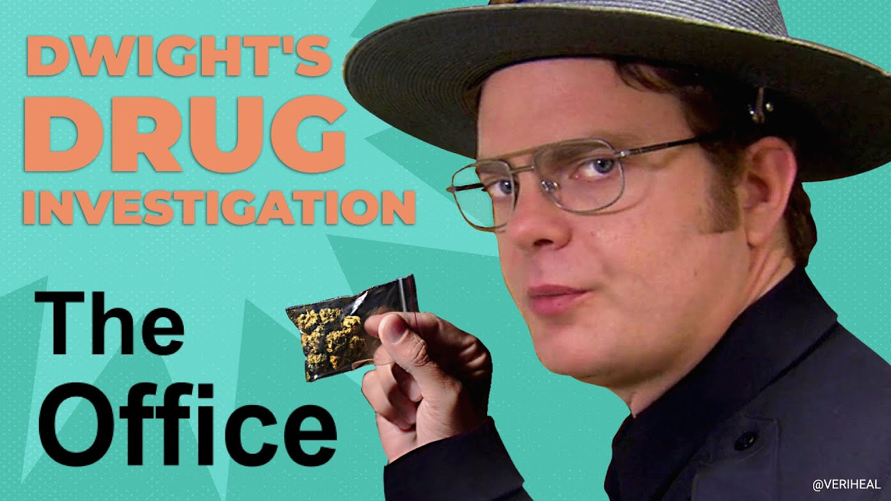 Comedians React To The Office (Dwight's Drug Investigation)