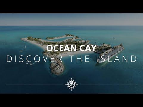 MSC Cruises reveals more Ocean Cay details