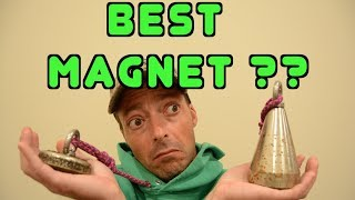 Best Magnets for Magnet Fishing? (A Day in the Life #205)