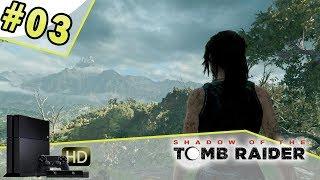 SHADOW OF THE TOMB RAIDER - Let's play épisode 03 [PS4] La couronne d'argent