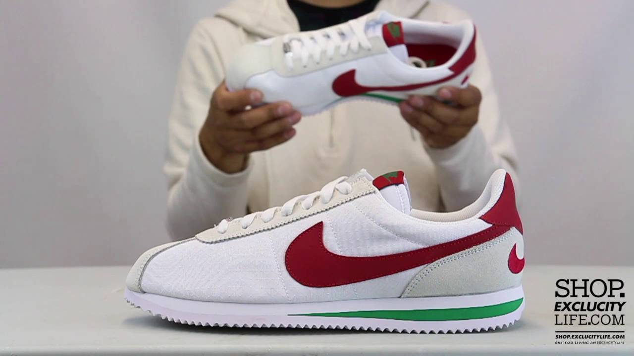 new concept 6f00c 40673 Nike Cortez TXT Pine Green Unboxing Video at Exclucity