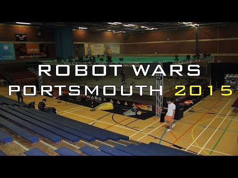 Robot Wars Portsmouth 2015