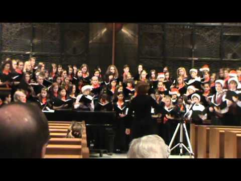 The Little Drummer Boy, Capital District Youth Chorale, arr.Mark Hayes