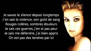 Céline Dion   Je sais pas   Paroles   YouTube