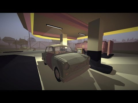 The road trip sim game Jalopy is free on the Humble Store