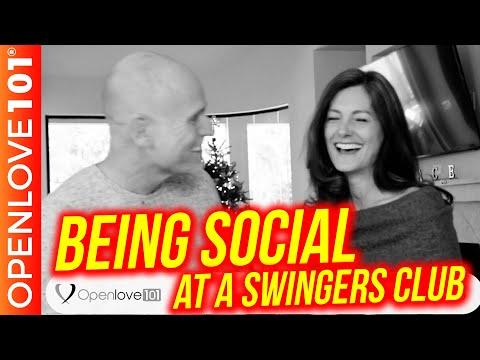 Being Social Inside a Swingers Club