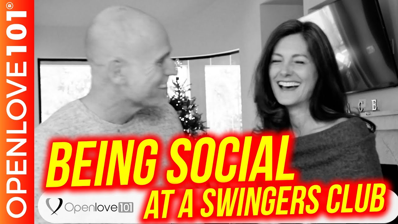 Being Social Inside a Swingers Club