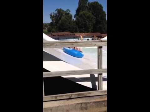 Fun at spring valley water park