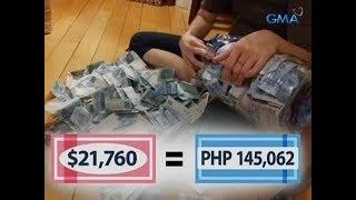 24 Oras: OFW, nakaipon ng mahigit P145,000 sa loob ng 6 buwan