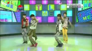 [Vietsub+Kara] Infinite - Tell Me & Gee By KSTM