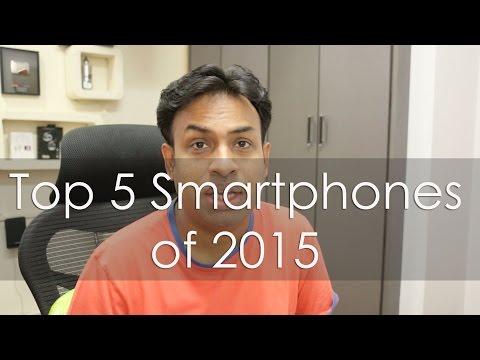 My Top 5 Smartphones For 2015