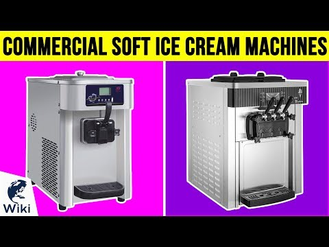6 Best Commercial Soft Ice Cream