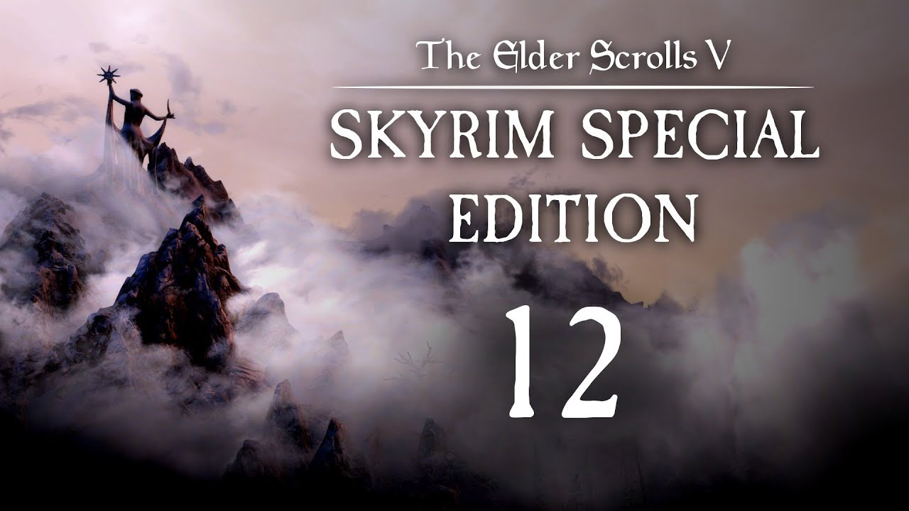 Skyrim Special Edition - Part 12 - Things That Creep In The Dark ...