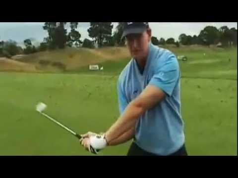 Swing Tip From Ernie Els