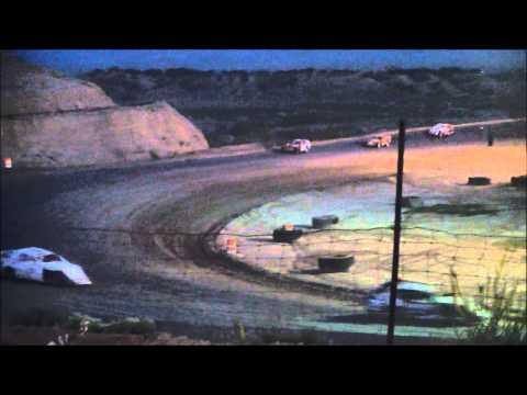 Desert Thunder Raceway BSRS modified main 6/13/15