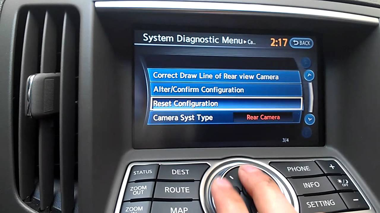maxresdefault infiniti g37 backup camera tricks youtube Motor Wiring Diagram at soozxer.org