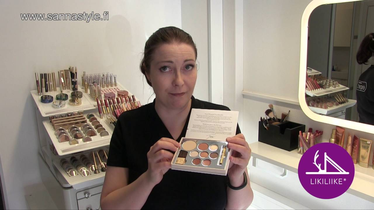 jane iredale - Color Sample Kit - YouTube