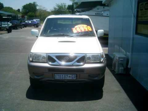 2000 NISSAN TERRANO 2.7 D 4X4 Auto For Sale On Auto Trader South Africa