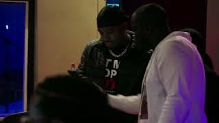 DJ Flex In The Studio Working On New Music!