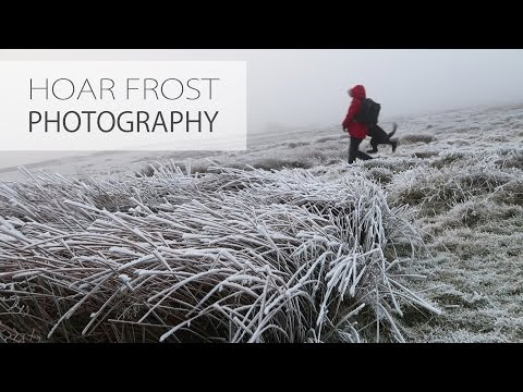 Landscape photography with Simon Baxter - Unexpected Hoar Frost