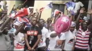 Nana Akufo-Addo - Visits to Agona Kwanyako & Swedru